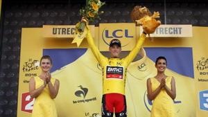Primera etapa del Tour para Rohan Dennis