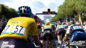 Primeras imágenes de los Juegos Oficiales Tour de Francia 2016