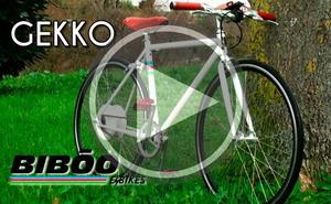 Probamos la Bibóo Gekko, la bicicleta eléctrica más ligera