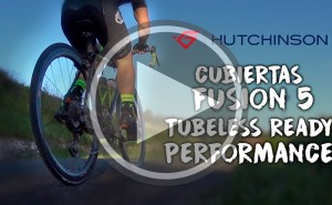 Probamos las Fusion 5 de Hutchinson, Tubeless Ready para carretera