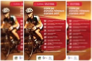 Programa doble para la Copa de España de féminas Cofidis