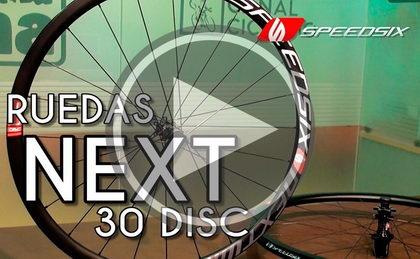 Programa presentación ruedas Speedsix Next 30