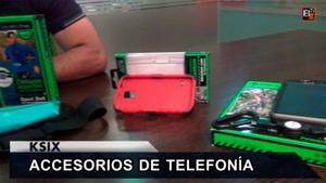 Protege tu móvil en marcha con los accesorios Ksix