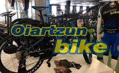 Quincena loca ebike deportiva en Oiartzun Bike con grandes descuentos