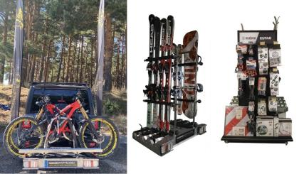 """Racko Adventure un producto """"Premium"""" para transportar nuestras bicis y mucho más"""