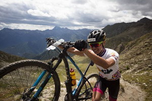 Ramos y Albizu mantienen su pulso épico en el Iron Bike