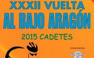 Recta final para el inicio de la XXXII Vuelta al Bajo Aragón