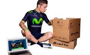 retto.com un año más con Movistar Team
