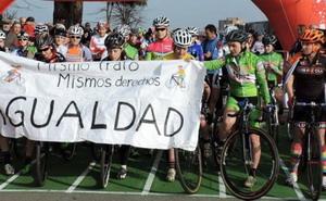 Reunión con la rfec de Ciclistas por la Igualdad