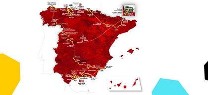 Revelado el recorrido oficial de La Vuelta a España 2018