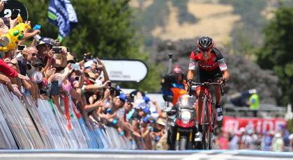 Richie Porte ya tiene escuderos para luchar por el Tour de Francia