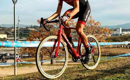 Robadas las bicicletas de David Valero en La Garriga