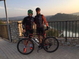 Roberto Merhi también se apunta a la Vuelta a Ibiza MTB