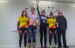 Rocío Gamonal logra la victoria en Navia