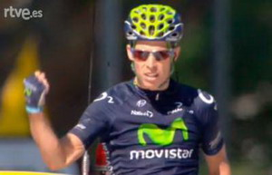 Rui Costa consigue la primera victoria para Movistar Team