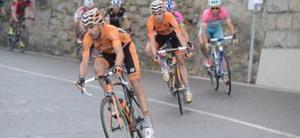 Samu Sánchez liderará a Euskaltel en La Vuelta 2013