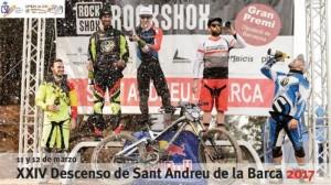 Sant Andreu de la Barca abre el Open de España DH