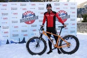 Santi Millán y Josef Ajram presentan el equipo para la Snow Epic