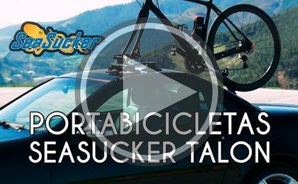 SeaSucker Talon la revolución en el transporte de bicicletas