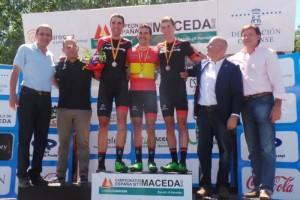 Sedes y fechas campeonatos de España de MTB XC y DHI