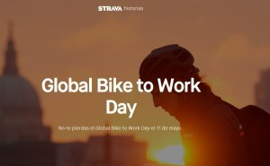 Segunda edición del Bike to Work Day con Strava