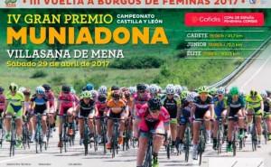Segunda prueba de la Copa de España de féminas con el GP Muniadona