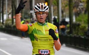 Segunda victoria para Lointek Team con Belén López