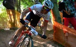 Sergio Mantecón terminó en el puesto 16 en Nove Mesto