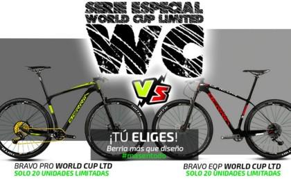 Serie Especial World Cup de Berria Limitada a 20 unidades