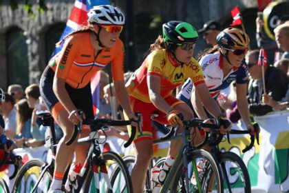 Sheyla Gutiérrez y Mavi García, con las mejores en el Mundial