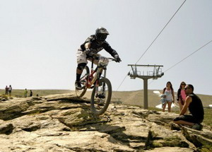 Sierra Nevada amplía su bike park