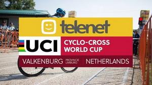 Sigue en directo la Copa del Mundo de ciclocross desde Valkenburg