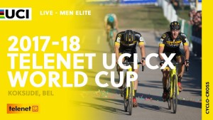Sigue en directo la Copa del Mundo de ciclocross desde Koksijde