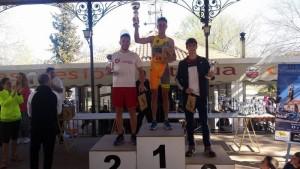 Siguen los podium para el equipo Silverback SBC Bikezona