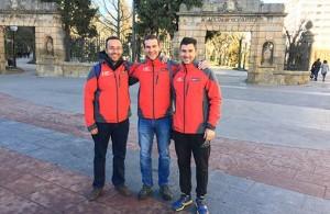Soria ultima los circuitos para el Europeo de Duatlón 2017