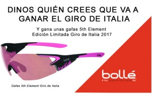 Sorteamos unas gafas Bollé 5th Element Edición Limitada