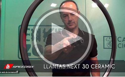 Speedsix NEXT 30 Ceramic para frenos de zapata