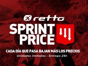 Sprint Price: servicio caza-chollos de Retto para rematar las rebajas