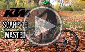 Supertest: Probamos y exprimimos la KTM Scarp 29 Master