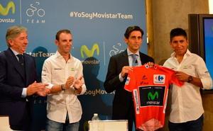 Telefónica renueva su confianza en el Movistar Team