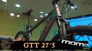 Test bicicleta Moma GTT 27.5