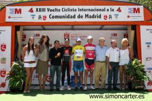 Cartel de lujo en la XXIV Vuelta a Madrid