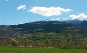 Tiempo para la Btt en los Pirineos con Cadibike