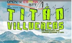 Titán Villuercas da inicio al Open de España XCM