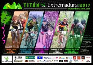 Titan Extremadura Tour presenta su calendario con cinco pruebas
