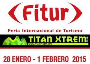 Titán Xtrem Tour acude a Fitur