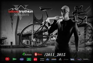 Todo listo para el Bilbao Triathlon 2015