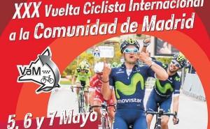 Todo listo para la XXX edición de la Vuelta a la Comunidad de Madrid