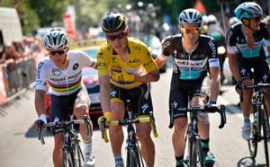 Tony Martin nuevo líder obligado a abandonar el Tour
