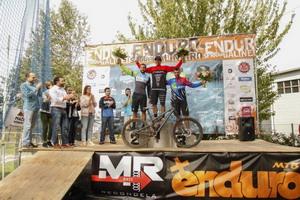 Tony Pérez campeón de la sexta prueba del Open de Galicia de Enduro
